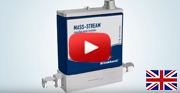 View the MASS-STREAM Thermal Mass Flow Controller - Principle of Operation on YouTube